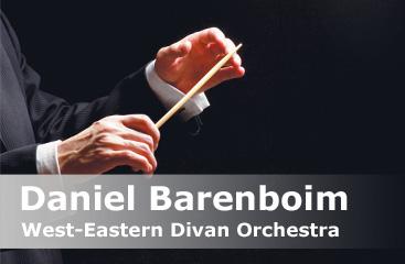 Daniel Barenboim Konzert - Waldbühne - 13.08.2017 – 14.08.2017 - Konzert - Alecsa Hotel Berlin