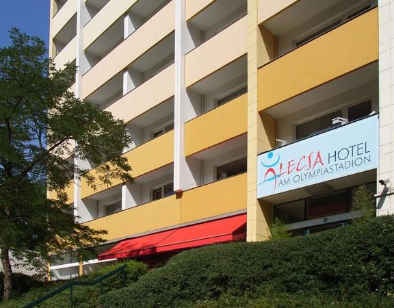 Alecsa Hotel Berlin - Außenansicht