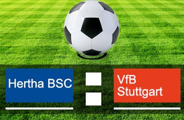 HerthaBSC_VfB Stuttgart