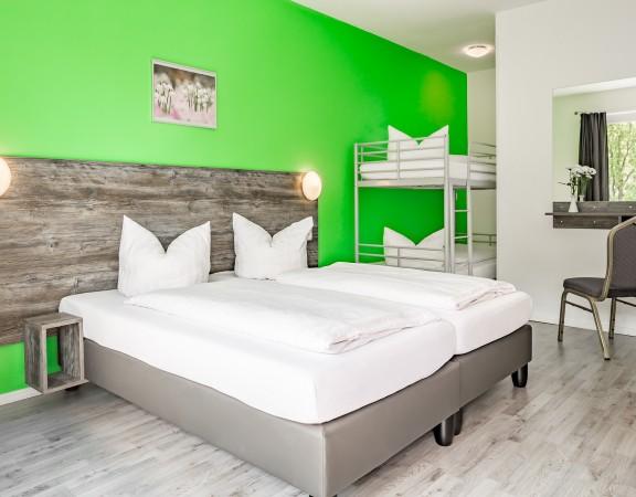 Alecsa Hotel am Olympiastadion - guest room 3