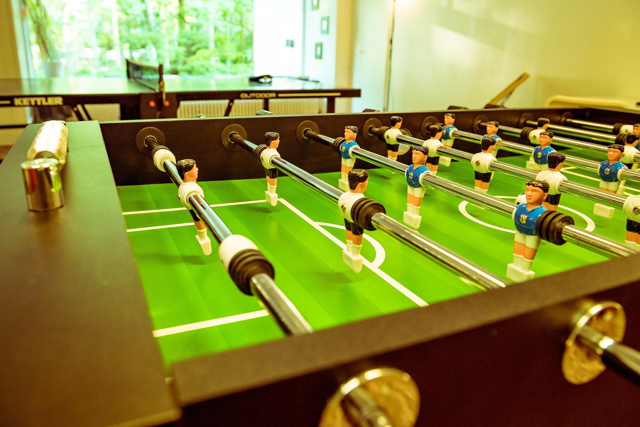 Alecsa Hotel am Olympiastadion - Kicker