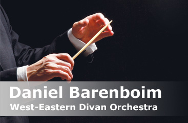 West-Eastern Divan Orchestra – Daniel Barenboim – Konzert am 15.08.2020 - Berliner Waldbühne - 15.08.2020 – 16.08.2020 - Konzert - Alecsa Hotel Berlin