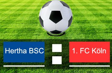 Hertha BSC vs 1. FC Köln - Olympiastadion - 22.02.2020 – 23.02.2020 - Sport - Alecsa Hotel Berlin