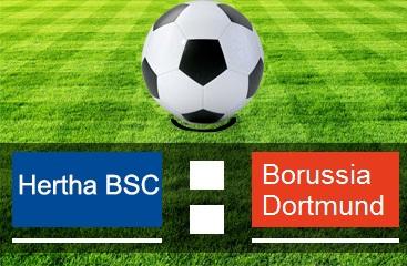 Hertha BSC vs Borussia Dortmund am 16.03.2019 - Olympiastadion - 16.03.2019 – 17.03.2019 - Sport - Alecsa Hotel Berlin