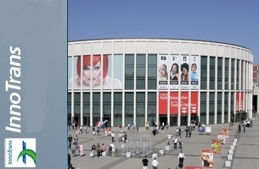 INNOTRANS BERLIN 2021 - Messe Berlin - 26.04.2021 – 30.04.2021 - Messe - Alecsa Hotel Berlin