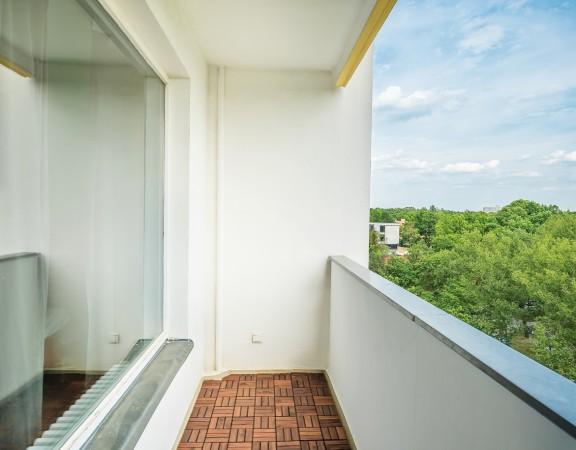 Alecsa Hotel am Olympiastadion - balcony 1