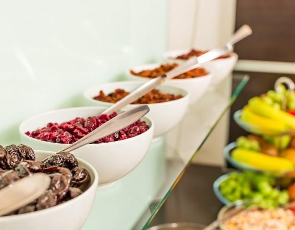 Alecsa Hotel am Olympiastadion - breakfast 4