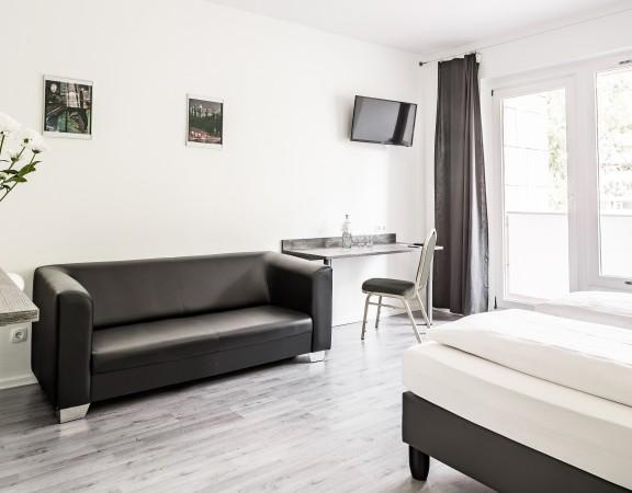 Alecsa Hotel am Olympiastadion - guest room 15