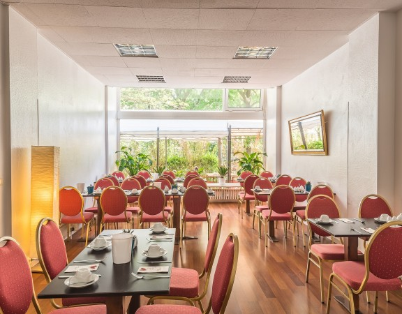 Alecsa Hotel am Olympiastadion - restaurant 2
